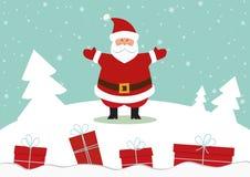 Jultid Arkivfoton