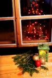 Jultid Royaltyfri Fotografi