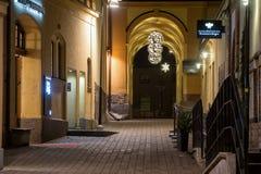 Jultid i Sverige Royaltyfri Foto