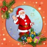 Jultomte Royaltyfri Bild