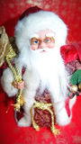 Jultomte stående Royaltyfria Bilder