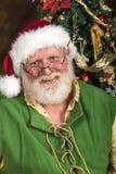 Jultomten i seminarium Royaltyfria Bilder