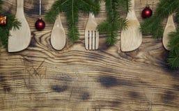 Julträskedar fotografering för bildbyråer