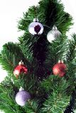 jultree Royaltyfria Bilder