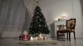 Julvardagsrum arkivfilmer