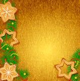 Julvektorbakgrund stock illustrationer