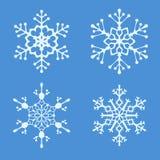 Julvektorillustration - härlig vinter Royaltyfria Foton