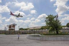 July 17th Memorial (Flight 3054) - São Paulo Stock Photos