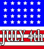 July 4th 3 Stock Images