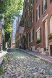 Beacon Hill, Boston, MA, USA royalty free stock image