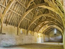 Tithe Barn Bradford on Avon Stock Images