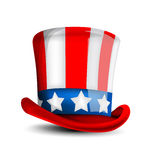 July 4 celebration hat Stock Images