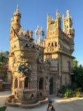 22 July 2017 - `Colomares Castle` Benalmadena, Cadiz, Spain Stock Photography