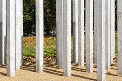 7 July Memorial in Hyde Park Stock Photography