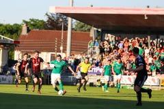 League of Ireland Premier Division match: Cork City FC vs Bohemian FC. July 5th, 2019, Cork, Ireland - League of Ireland Premier Division match: Cork City FC vs stock photo