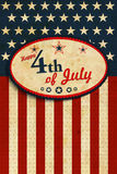 July 4 Stock Photography