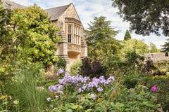 Wells Bishops Palace royalty free stock image