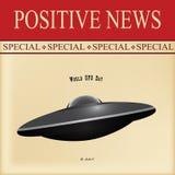 July 2 World UFO Day Stock Image