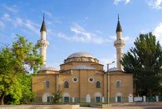 Juma-Jami moské i Yevpatoria crimea royaltyfria bilder