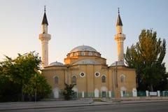 Juma-Jami Mosque in Evpatoria Royalty Free Stock Image