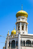 Juma Masjid Mosque in Durban. South Africa stock photography
