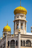 Juma Masjid Mosque. In Durban South Africa royalty free stock images