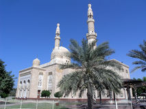 Jumairah Mosque Royalty Free Stock Image