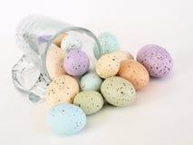 Jumble dos ovos fotos de stock royalty free