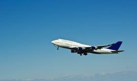Jumbo jet Stock Image