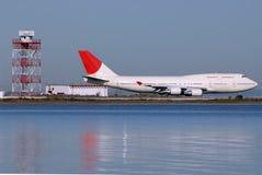 Jumbo jet Royalty Free Stock Image