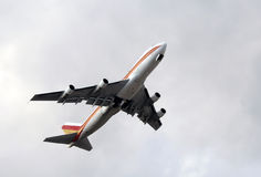 Jumbo jet Stock Photos