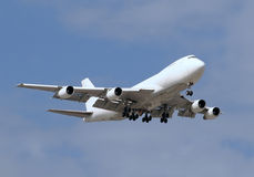 Jumbo jet Stock Photography