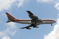 Jumbo jet Royalty Free Stock Photography