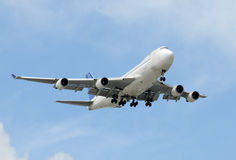 Jumbo jet Royalty Free Stock Photography