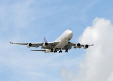 Jumbo jet Royalty Free Stock Images