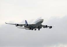 Jumbo jet Royalty Free Stock Photos