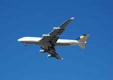 Jumbo-jet del Boeing Fotografie Stock