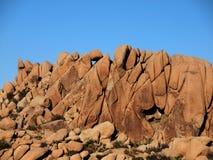 Jumbo Rock Formation Royalty Free Stock Image