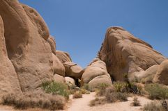 Jumbo Rocks Royalty Free Stock Photo