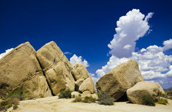 Jumbo rocks Royalty Free Stock Image