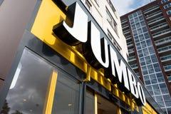 Free Jumbo Sign At Branch Stock Photo - 100874140