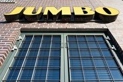 Free Jumbo Sign At Branch Stock Photo - 96637590