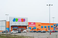Jumbo store Royalty Free Stock Photography