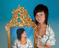 Jumeaux de zodiaque Photo libre de droits