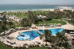 jumeira UAE гостиницы Дубай Стоковое Изображение