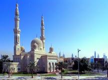 jumeirah μουσουλμανικό τέμενος Στοκ εικόνες με δικαίωμα ελεύθερης χρήσης