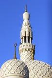 jumeirah μουσουλμανικό τέμενο&sig Στοκ εικόνα με δικαίωμα ελεύθερης χρήσης