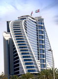 jumeirah гостиницы пляжа Стоковые Фотографии RF
