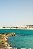 jumeirah пляжа стоковые изображения
