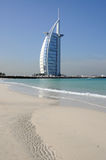 Jumeirah Beach in Dubai Royalty Free Stock Photo